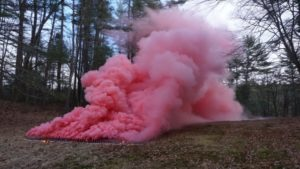 Mother Tree Pink Smoke